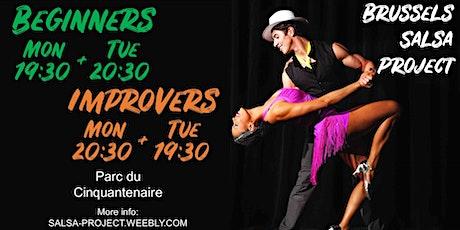Salsa Beginners & Improvers / Débutants & Initiés Salsa billets