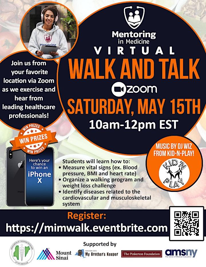 Virtual Walk and Talk image