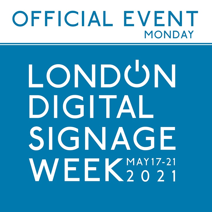 Retail Masterclass by Beaver Trison - London Digital Signage Week image