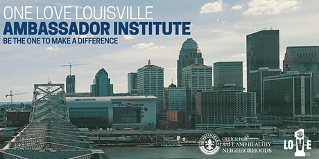 One Love Louisville [Virtual] Violence Prevention Training tickets