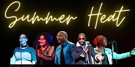Summer Heat $400 Poetry Slam at The Radio Room tickets