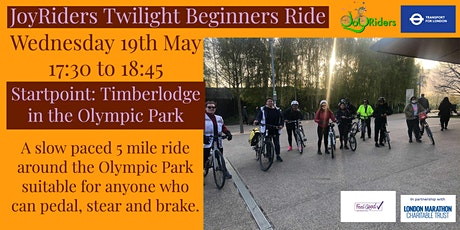 Twilight Beginners Ride: Olympic Park Loop. tickets