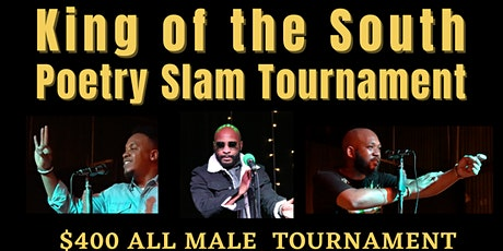 King of the South Poetry Slam at The Radio Room tickets