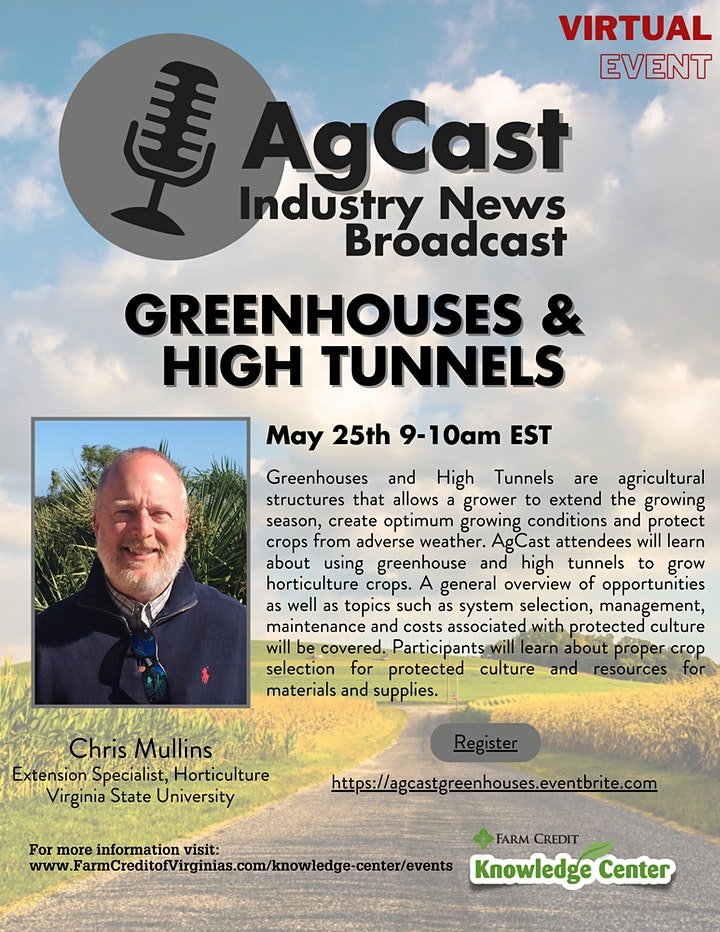 AgCast - Greenhouses & High Tunnels image