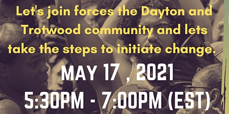 UMADAOP Of Dayton Social Justice Town Hall tickets
