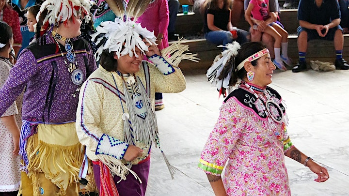 Echoes of Tradition: Iroquois Dance & Artist Demos image