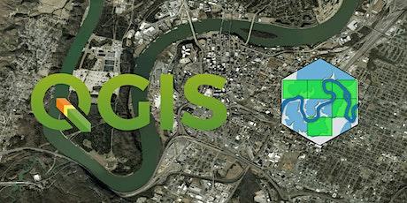 QGIS Workshop - Introduction tickets