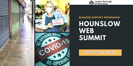 Hounslow Council's Retail, Hospitality & Leisure Web Summit tickets