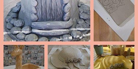 6 Week Clay Course tickets