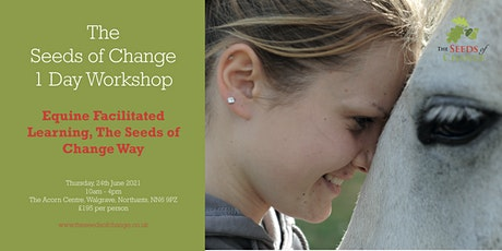 Equine Facilitated Learning, The Seeds of Change Way tickets