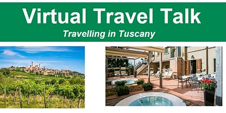 Virtual Travel Talk - Journey to Italy tickets