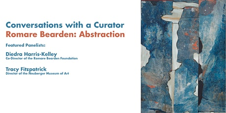 Conversation with a Curator Romare Bearden: Abstraction tickets