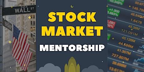 Stock Market Mentorship Program [Online] tickets