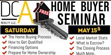 DCA Realty LLC Home Buyers Seminar tickets