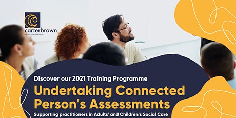 Undertaking connected person's assessments tickets