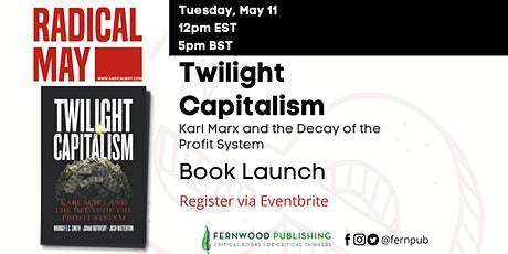 Book  Launch: Twilight Capitalism tickets