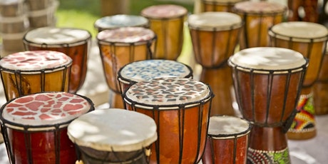 Introduction to the Rhythm Cultures of the African Diaspora...Let's play! tickets