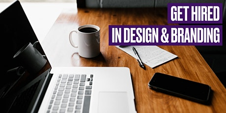 Get Hired in Design and Branding with Mozzington, for 18 to 30 year olds tickets