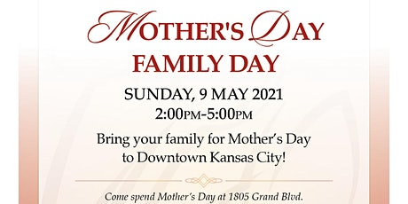 Mother's Day Family Day! tickets