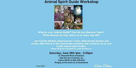 Animal Spirit Guide Workshop tickets