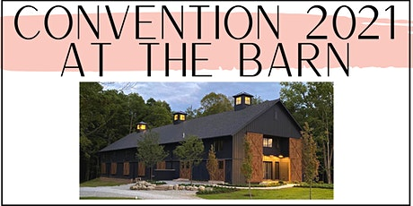 Convention 2021 At The Barn tickets