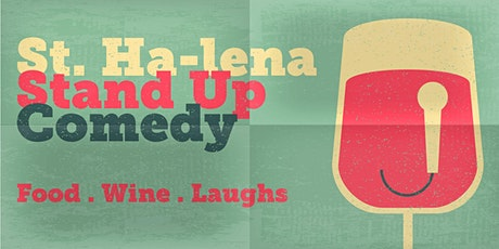 St. Ha-lena Stand Up Comedy tickets