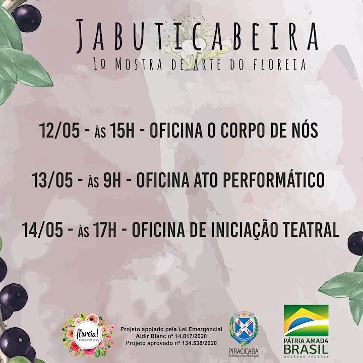 Imagem do evento MOSTRA JABOTICABEIRA - OFICINAS TEATRAIS