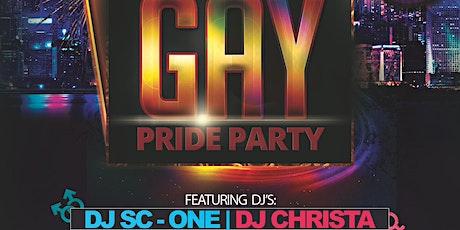 GAY PRIDE PARTY tickets