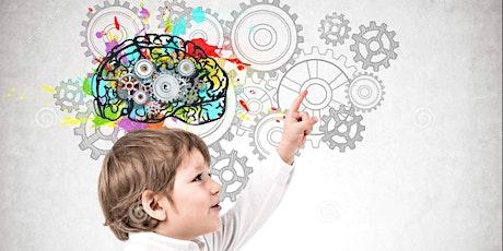 Understanding Children's Developing Brain's and Behaviour tickets