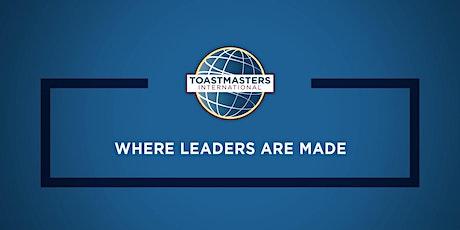 Florida Keys Toastmasters meeting tickets