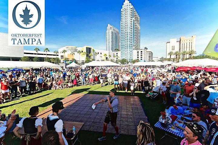 Oktoberfest Tampa 2021 - (VIP) image