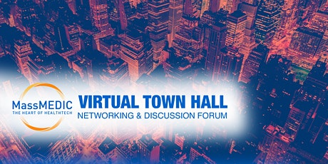 MassMEDIC  Virtual Town Hall tickets