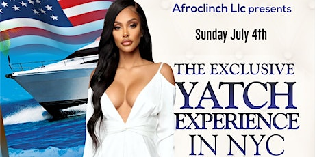THE EXCLUSIVE INDEPENDENCE DAY ALL WHITE YACHT EXP tickets