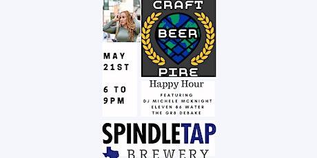 Craftbeerpire Happy Hour tickets