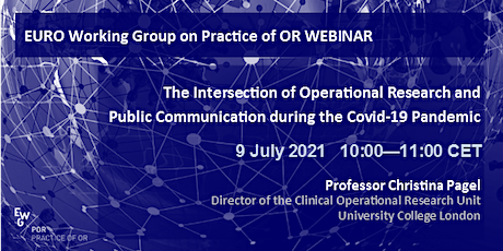 The Intersection of Operational Research and Public Communication tickets