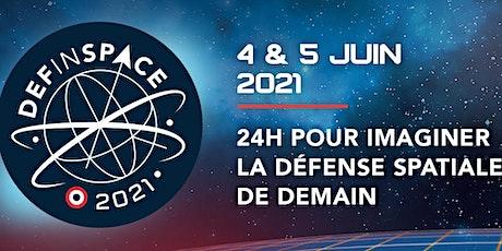 DefInSpace 2021 - Toulouse billets