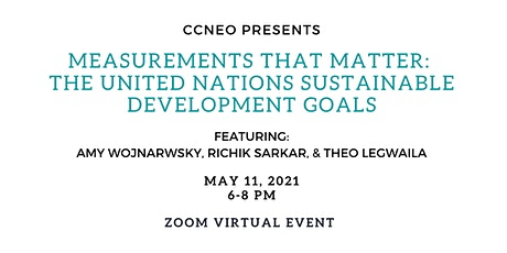 Measurements That Matter: The United Nations Sustainable Development Goals tickets