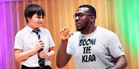 Houghton Half Term: Beatboxing Workshop tickets