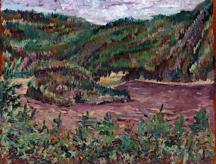En Plein Air - Outdoor Landscape Painting with Steve Evans image