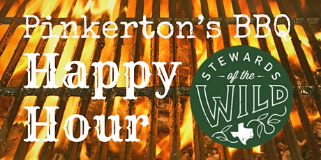 Pinkerton's BBQ Happy Hour May 2021 tickets