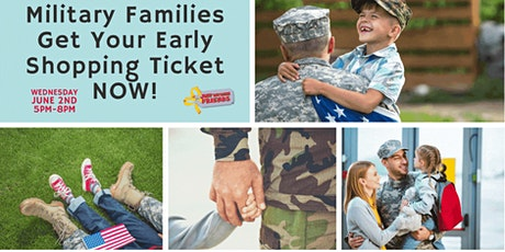JBF Arvada/Louisville Military Family Presale tickets