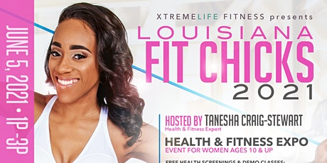 LOUISIANA FIT CHICKS 2021 (NEW ORLEANS) tickets