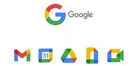 Manage your life with Free Gmail, Google Calendar, Google Drive biglietti