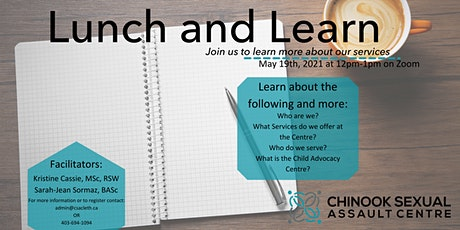 Lunch and Learn: Our Services tickets