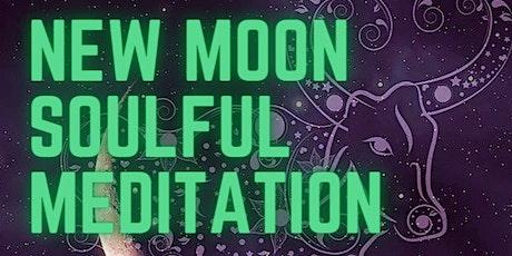 Taurus New Moon Soulful Meditation tickets