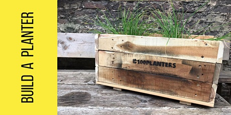 Build a Planter Workshop with ETL & the Leith Community Growers tickets