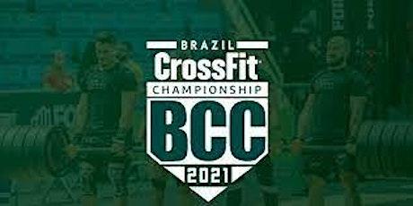 Brazil CrossFit Championship 2021 ingressos
