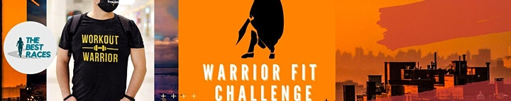 Warrior Fit Run Challenge (ANYWHERE) image