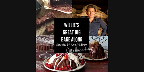 Willie's Great Big Chocolatey Bake Along - Live! tickets