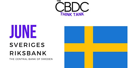 Sweden's Central Bank on Digital Currency - CBDC Think Tank tickets